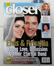 ELVIS & PRISCILLA Young Love Obsession ETERNAL BOND Closer Weekly April 11, 2015