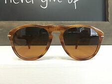 Persol 649 103/3c Havana Sunglasses - $300, Made in Italy
