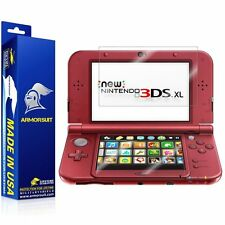 ArmorSuit MilitaryShield New Nintendo 3DS XL (2015) Screen Protector BRAND NEW!!