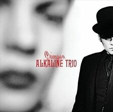 ALKALINE TRIO - Crimson, Enhanced CD, The Poison, Time to Waste, NEW