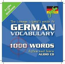 German Vocabulary: Lounge Lizards Guide to by Lounge Lizard Publications Ltd. (C