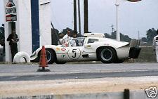 Chaparral 2d Bob Johnson Bruce Jennings SEBRING 12 ore 1967 Fotografia