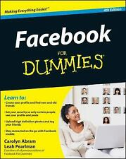 Facebook For Dummies (For Dummies (ComputerTech))-ExLibrary