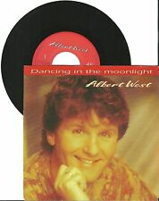 "Albert West, Dancing in the moonlight, VG+/VG+  7"" Single 0335"
