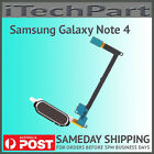 Genuine Samsung Galaxy Note 4 N910F Home Button Flex Cable Replacement GOLD