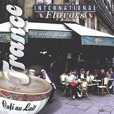 France: Cafe Au Lait, Various Artists, New