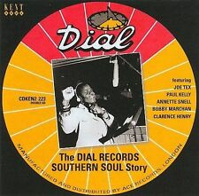 Dial Records Southern Soul Story by Various Artists (CD, Jul-2003, Kent Soul)