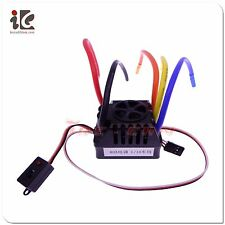 Rocket 80A SL Brushless Motor Waterproof ESC for 1/10 Car 12 AWG Wire
