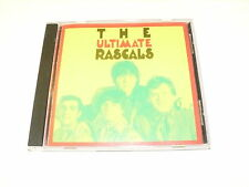 "RASCALS ""THE ULTIMATE RASCALS"" CD WARNER SPECIAL 1986"