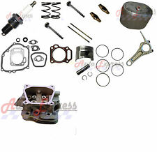 Honda GX390 13HP Piston Kit Air Filter Connecting Rod Cylinder Head Rocker Arms
