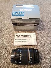 Tamron B008C 18-270mm f/3.5-5.6 Di-II PZD Lente AF VC