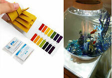 80 AQUARIUM PH TEST KIT STRIPS TROPICAL FISH TANK WATER TESTER GOLDFISH biorb