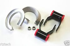 "F150 1980-1996 LIFT KIT 3"" & 1.75"" SPACER SHACKLE EXTENDER 2.5"" LEAF 4WD USA"
