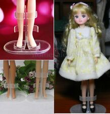 1X Doll Toy Stand Display Support Prop Up Mannequin Model Holder Barbie Doll da
