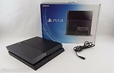 Sony PlayStation 4 CUH-1115A PS4 500GB Video Game Console System/ Black / w/ Box