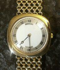BREGUET Classique Cushion Uhr HAU Automatic GG Goldarmband mit Maschen 80er/90er