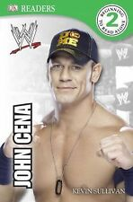 DK Reader Level 2:  WWE John Cena Second Edition (Dk Readers. Level 2)-ExLibrary