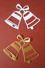 Christmas bells die cuts