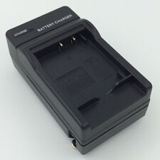 Battery Charger for PANASONIC Lumix DMC-ZS5 ZS8 ZS10 Digital Camera DE-A65/A65B
