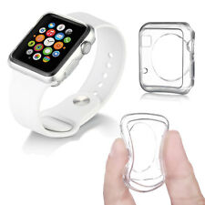 For Apple Watch Edition Sport 38mm Cover Clear Protector Liquid Crystal Case