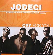 JODECI - Cry For You (Simon Dunmore, Nick Hussey rmxs) - mca
