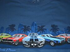 High Performance Muscle Car T-Shirt Medium - Mustang & Cougar - NEW w/Tags