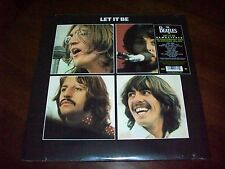 The Beatles,Let It Be,2012 Press.New Sealed Cond.