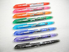 PILOT FRIXION/ERASER 0.5mm roller ball pen 8 colors set(Japan)