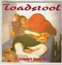 (AY223) Toadstool, It Doesn't Suit You - DJ CD