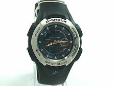 CASIO G-Shock Chronograph Mens Watch G-610-3 Black Resin Band 100% Brand new