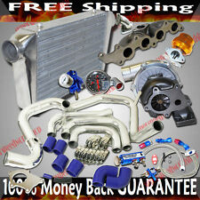 T3/T4 Turbo Kits for 06-09 Mazda 3 S Sedan 4D/07-10 Mazda Mazdaspeed 4D 2.3L
