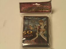 Yu-Gi-Oh CCG SETO KAIBA & OBELISK the TORMENTOR Card Sleeves!  Pack of 50! New!