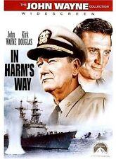 In Harm's Way DVD Region 1 883929302840
