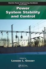 Power System Stability and Control The Electric Power Engineering Hbk, Second E