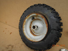 SNAPPER  SNOW BLOWER TIRE AND RIM 4.10-6