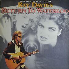 "RAY DAVIES - RETURN TO WATERLOO - MICK AVORY  12"" LP (Q658)"