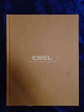 EBEL THE ARCHITECTS OF TIME - 2008-2009 - H/B - UK POST £3.25