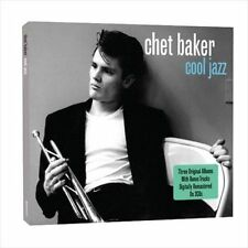 Cool Jazz by Chet Baker (Trumpet/Vocals/Composer) (CD, Aug-2009, 2 Discs, Not...