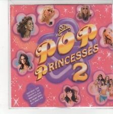 (CC757) Pop Princesses 2, 22 tracks various artists - DJ CD