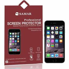 SAMAR®-High Quality Mate Anti Glare Screen Protectors for iPhone 6 /6S-6 in Pack