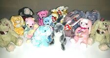 VINTAGE TY Beanie Babies Lot of 15 New with Tags #6