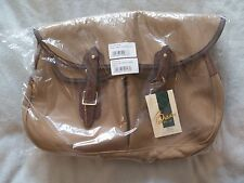 Brady Large Ariel Trout Fishing Bag with Liner New