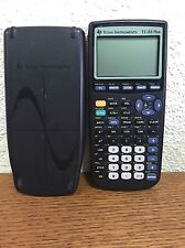 Texas Instruments TI-83 Plus Scientific Graphing Calculator With Slide Cover