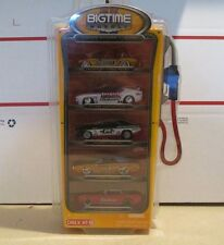 JADA BIG TIME MUSCLE TARGET EXCLUSIVE 5 CAR PACK 1/10,000 COBRA MUSTANG CHARGER