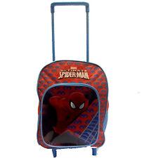 SPIDERMAN SPIDERMAN trolley asyl tasche vorderseite kunststoffbeschichtet