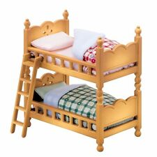 New Sylvanian Families furniture bunk bed set Epoch From Japan free Postage