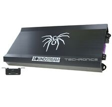 SOUNDSTREAM TA1.2000D 1-CHANNEL 2000W MONO BLOCK CLASS D CAR AUDIO AMPLIFIER