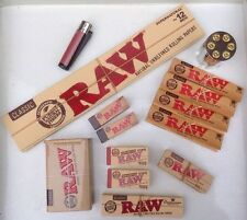 Raw Smoking Kit & Accessories, Please See Description ,Tobacco Weed Grass Etc