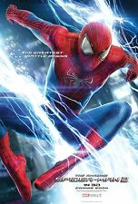 The Amazing Spiderman 2 (2014) Movie Poster (24x36)- Andrew Garfield, Jamie Foxx