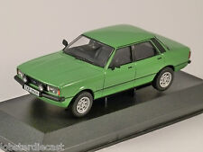 FORD CORTINA Mk4 3.0S in Green 1/43 scale model CORGI Vanguards